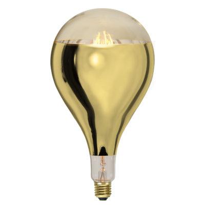 LED spuldze INDUSTRIAL VINTAGE GOLD A165, 8W / 2000K / E27