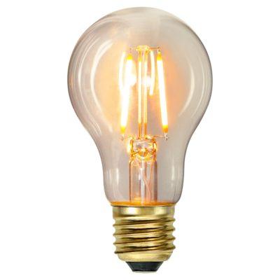 LED spuldzīšu virtene A60 SOFT GLOW, 1.6W / 2100K / E27