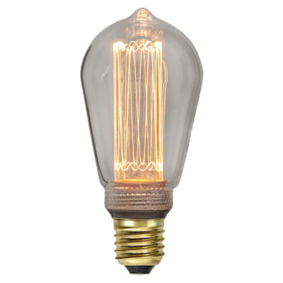 LED spuldze NEW GENERATION ST64, 2.5W / 2000K / E27