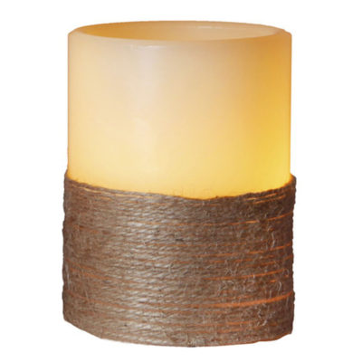 LED svece ROPE (10 cm)