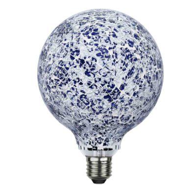LED spuldze DECOLED G125, 4W / 4000K / E27