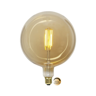 LED spuldze INDUSTRIAL VINTAGE G200, 4.5W / 2000K / E27