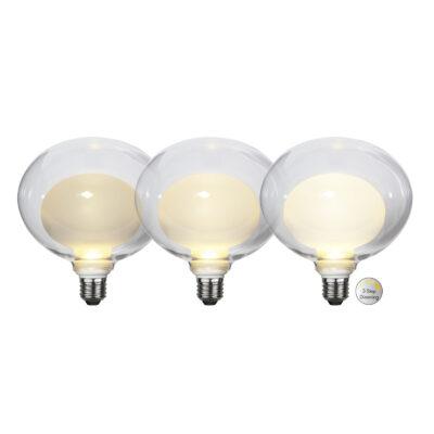 LED spuldze ELIPSE WIDE 3-STEP, 3.5W / 2700K / E27