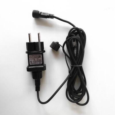 Barošanas bloks 31V DC + 3m kabelis.