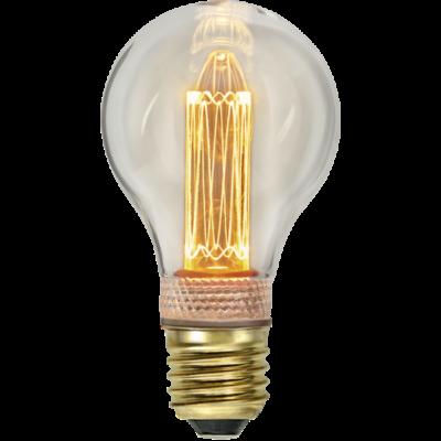 LED spuldze NEW GENERATION A60, 2.3W / 2000K / E27