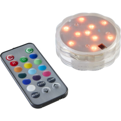 LED ūdens svece, RGB, IP65
