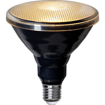 LED spuldze PAR38 SPOTLIGHT BLACK, 15W / 2700K / E27