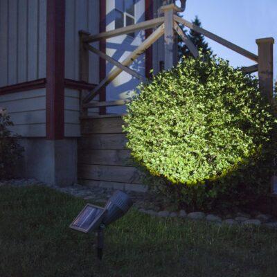 Jaudīga saules lampa POWER SPOT SOLAR Saules baterijas