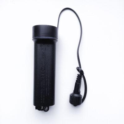 Bateriju bloks ar mirgošanas funkcijām virtenēm 31V DC